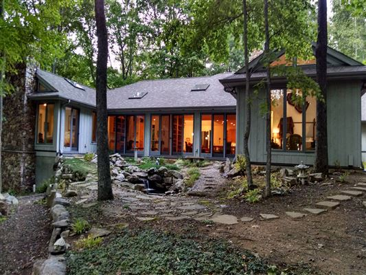 SECLUDED LUXURY HOME IN ASHEVILLE | North Carolina Luxury Homes | Mansions  For Sale | Luxury Portfolio