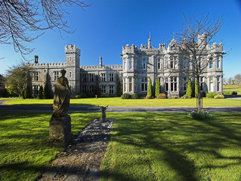 TULIRA CASTLE IN IRELAND Ireland Luxury Homes Mansions