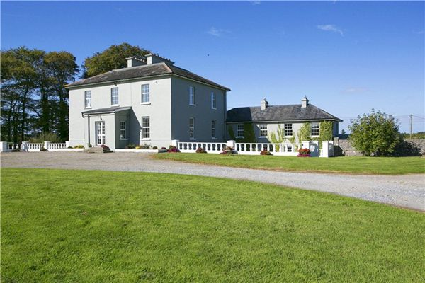 Restored glebe house ireland luxury homes mansions for for Luxury homes for sale ireland