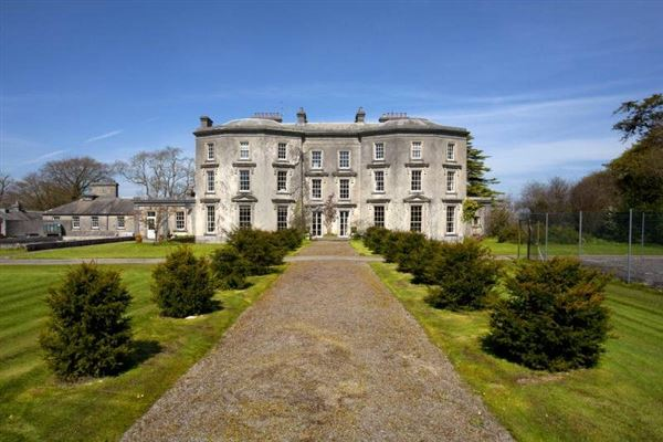 Historic georgian residence and gardens ireland luxury for Luxury homes for sale ireland