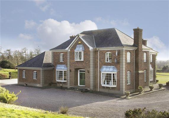 Georgian Style Residence Ireland Luxury Homes Mansions