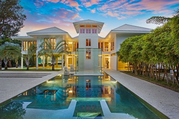 Sarasota luxury homes and sarasota luxury real estate Luxury home builders usa