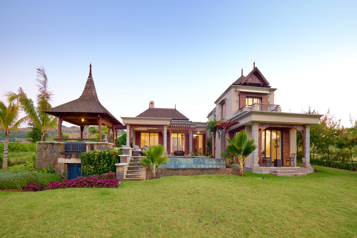 colonial style villa in bel ombre mauritius luxury homes mansions for sale luxury portfolio. Black Bedroom Furniture Sets. Home Design Ideas