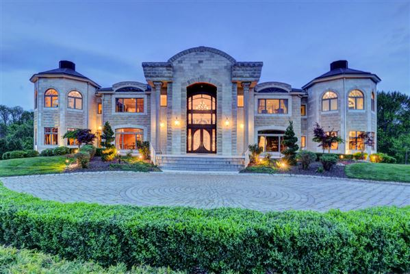 Magnificent Property In New Jersey New Jersey Luxury