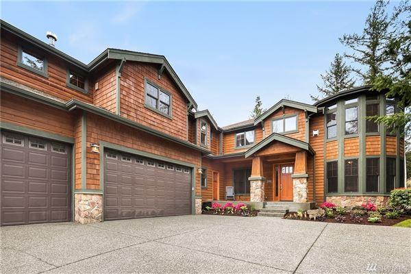Captivating GRAND CRAFTSMAN HOME | Washington Luxury Homes | Mansions For Sale | Luxury  Portfolio