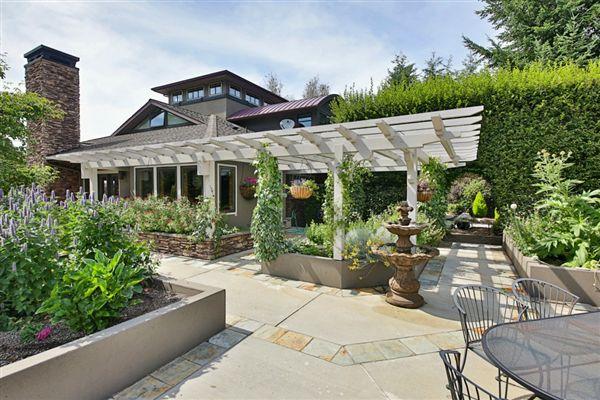 Perfect Whidbey Island Retreat Washington Luxury Homes