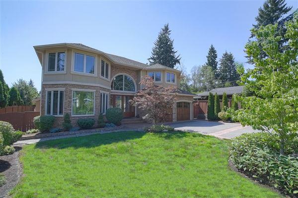 Luxury Homes In Bellevue Wa House Decor Ideas