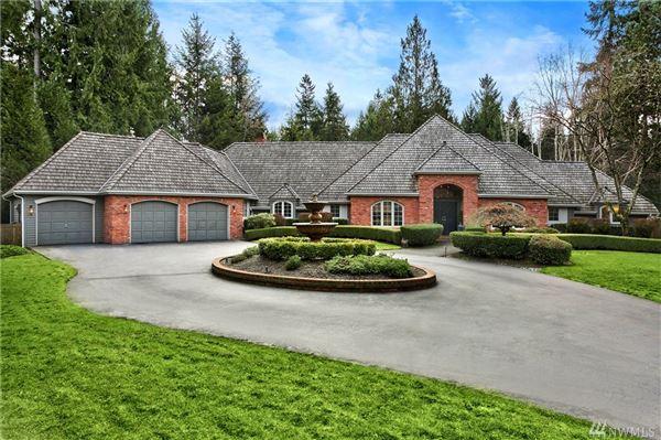 Quality Built Buchan Rambler Washington Luxury Homes