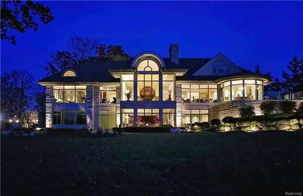 Michigan Luxury Homes and Michigan Luxury Real Estate | Property ...