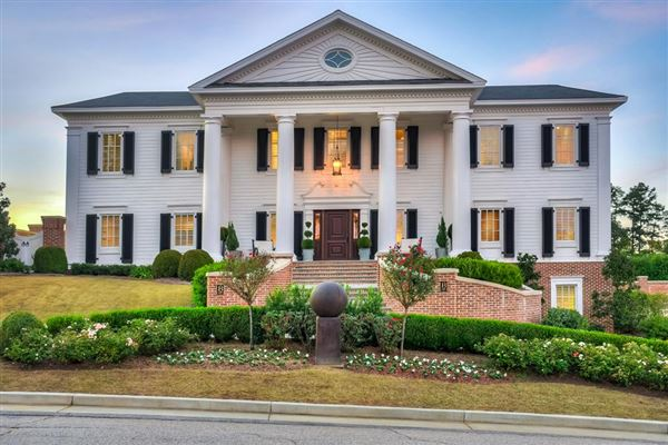 THE ICONIC BARON CLUB | Georgia Luxury Homes | Mansions For Sale | Luxury  Portfolio