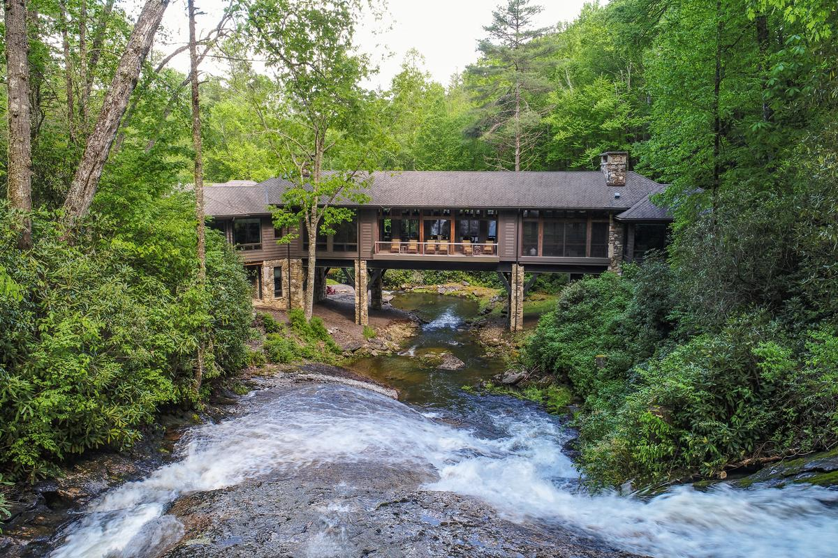 Exclusive Private Luxury Estate North Carolina Luxury