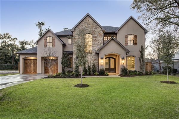 Designer inspired traditional home texas luxury homes for Luxury traditional homes