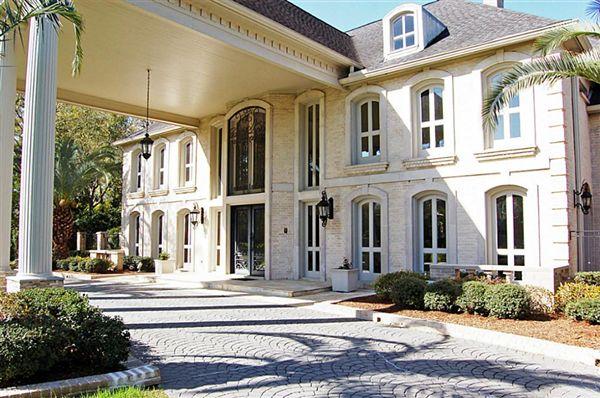 DRAMATIC HOUSTON LUXURY HOME LUXURY HOMES