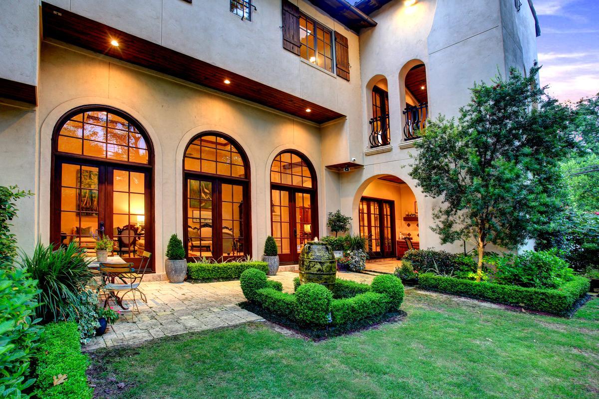 Stunning Houston Residence Texas Luxury Homes Mansions