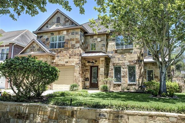 Beautiful brick and stone home on fabulous lot texas for Beautiful brick and stone homes