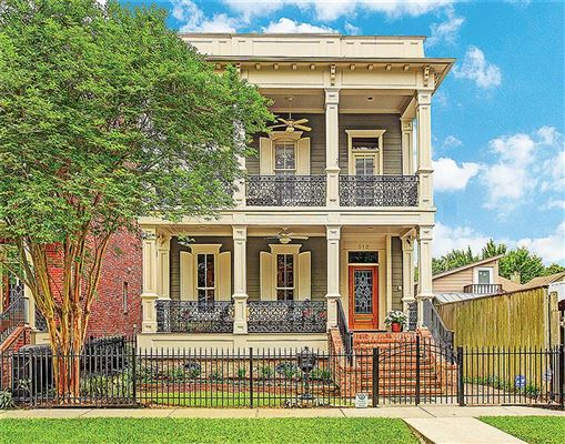 New orleans style house houston