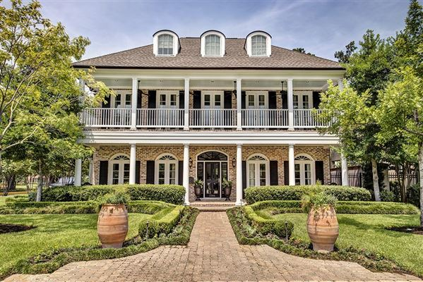 Pictures of southern colonial homes