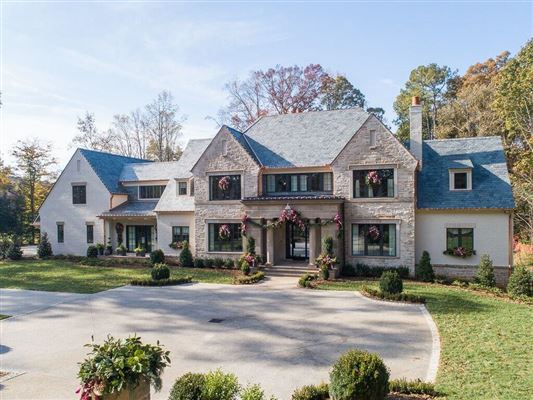 FABULOUS NEW ESTATE HOME IN ATLANTA | Georgia Luxury Homes | Mansions For  Sale | Luxury Portfolio