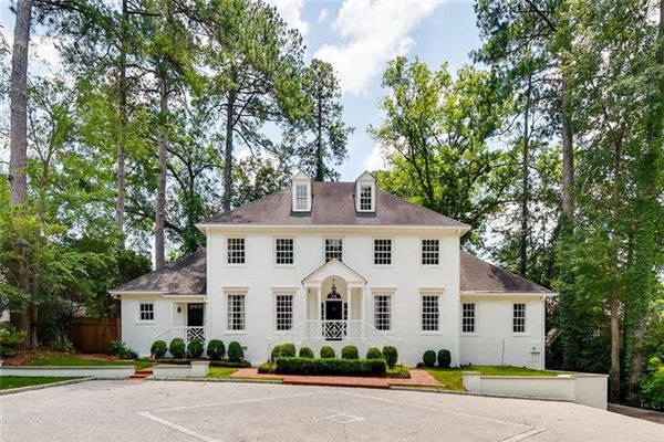 Awesome Beautiful Buckhead Classic In Atlanta Georgia Luxury Homes Download Free Architecture Designs Ogrambritishbridgeorg
