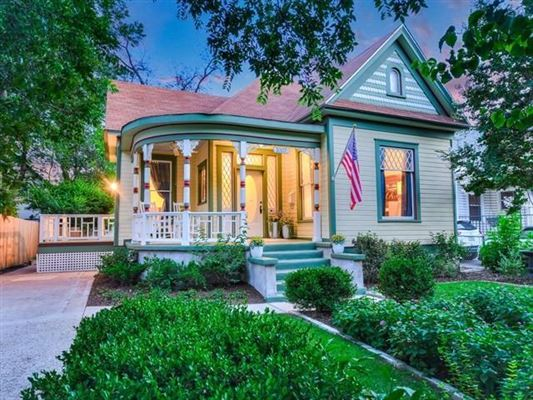INCREDIBLY RARE, HISTORIC HOME IN AUSTIN | Texas Luxury Homes | Mansions  For Sale | Luxury Portfolio