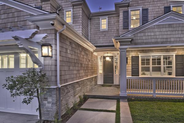 Cape cod traditional estate in california california for Cape cod luxury homes