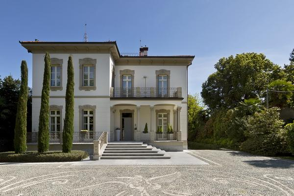 Elegant Villa In Neoclassical Style Italy Luxury Homes
