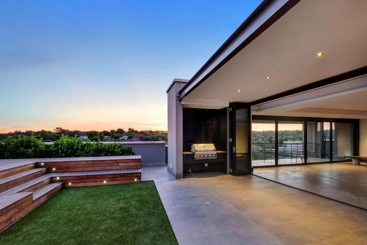 DESIGNER MELROSE ARCH PENTHOUSE | South Africa Luxury Homes | Mansions For  Sale | Luxury Portfolio