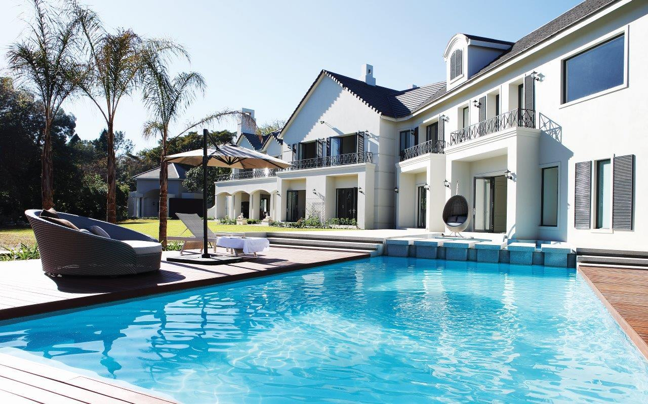 South africa luxury homes and south africa luxury real for Exclusive house