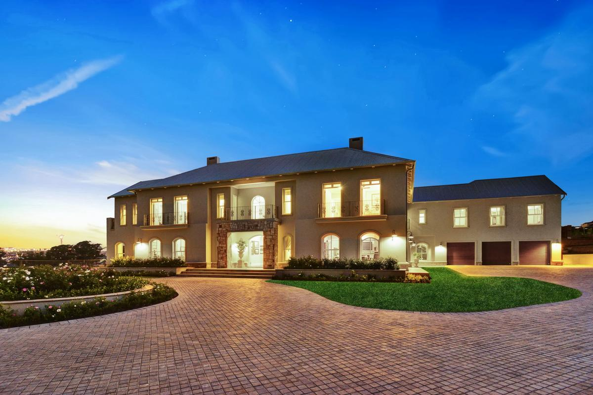 French provencal equestrian dream south africa luxury for Luxury french real estate