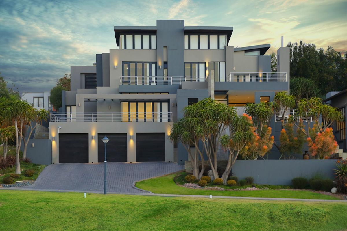 Northfacing Contemporary Architectural Design South Africa Luxury