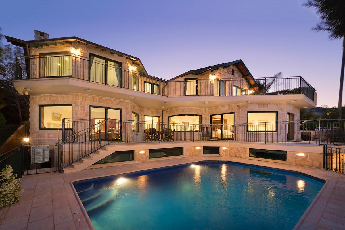 a family estate of immense privacy australia luxury