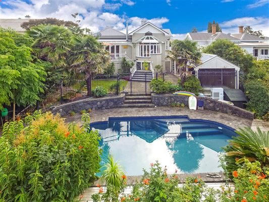 Edwardian villa new zealand luxury homes mansions for for Luxury homes for sale new zealand