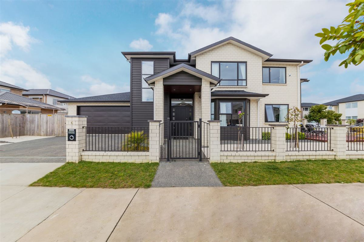 6 Rosewell Crescent, Flat Bush, Auckland - NZL (photo 1)