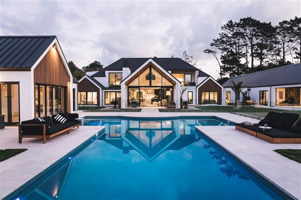 sanctuary of modern luxury in auckland new zealand