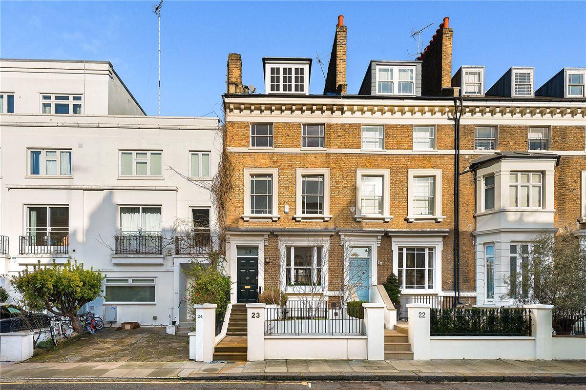 Eldon Road, Kensington - GBR (photo 1)