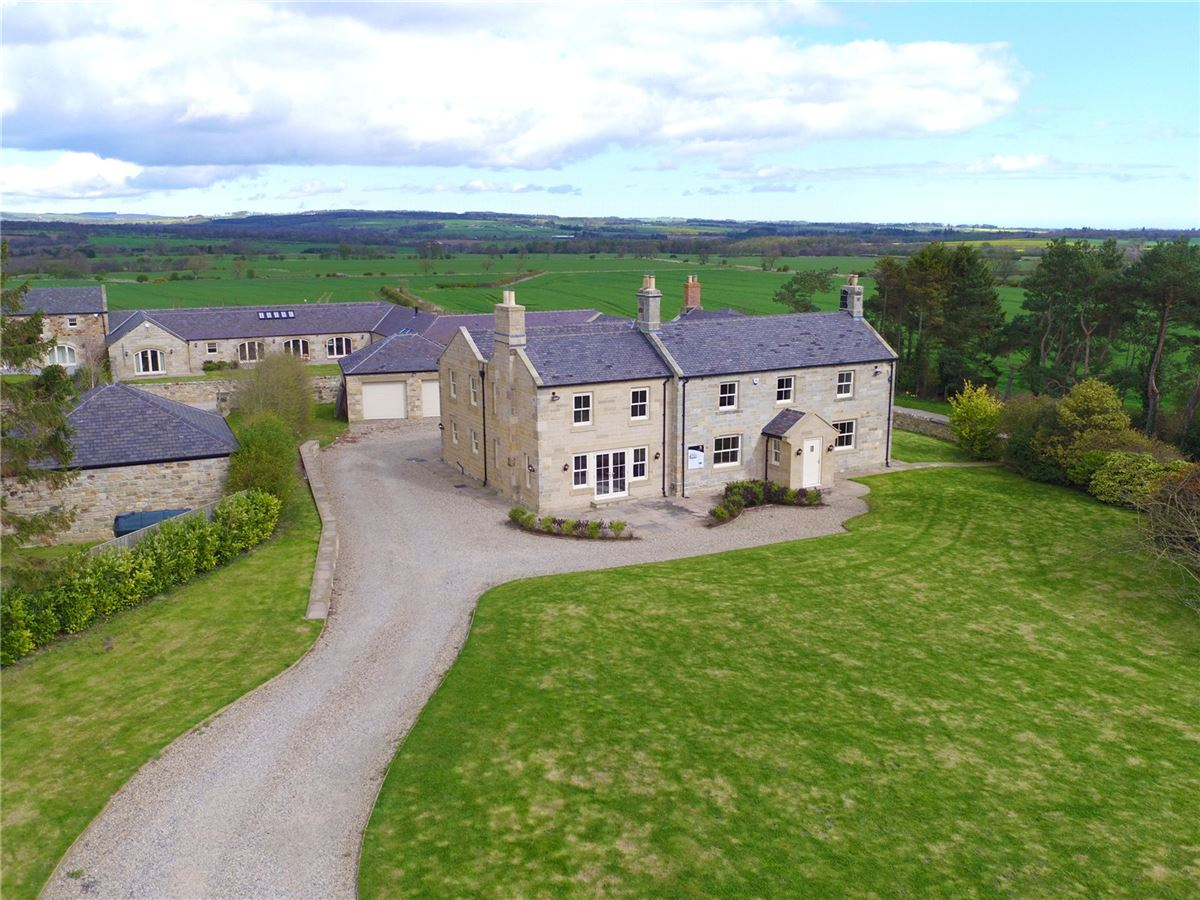 Highmoor Farm, Longhorsley, Morpeth - GBR (photo 1)