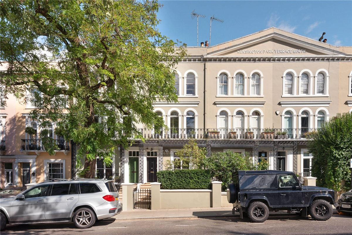 Kensington Park Road, Notting Hill - GBR (photo 1)