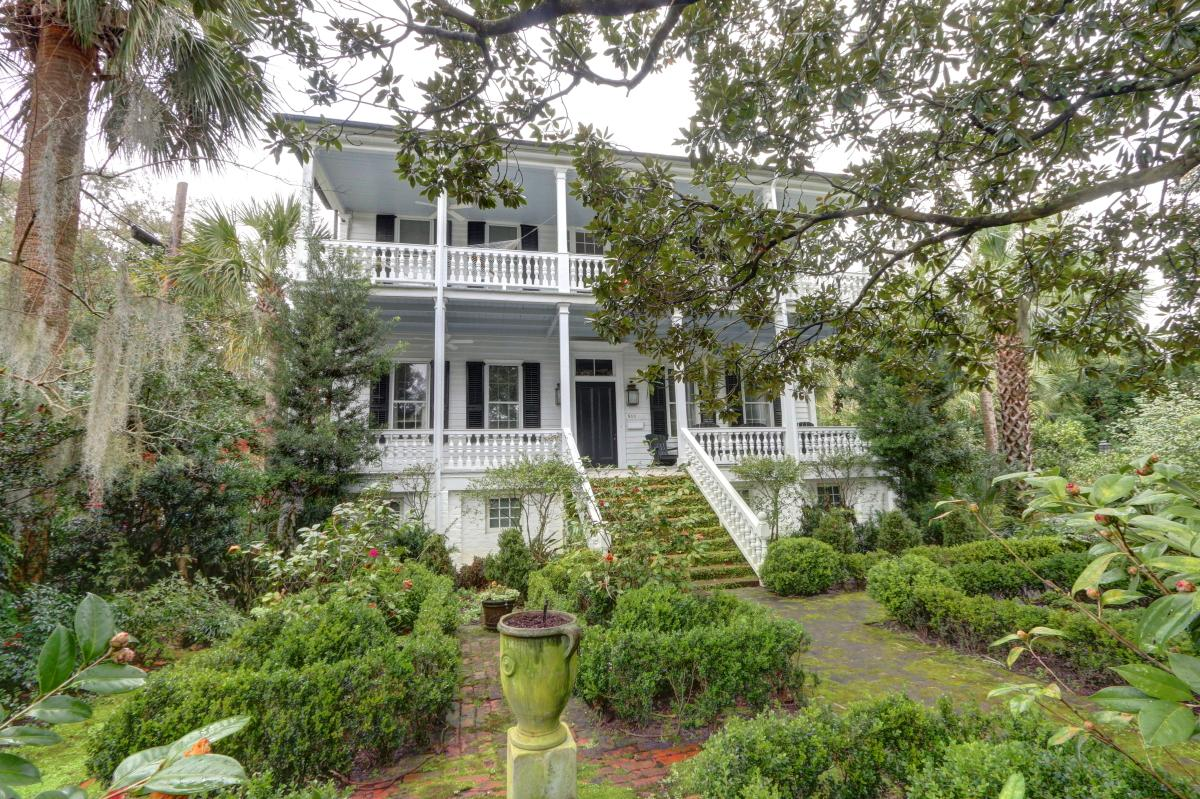Robert smalls house south carolina luxury homes for Beaufort sc architects
