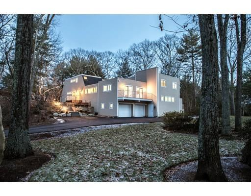 Modern Living At Its Finest Massachusetts Luxury Homes