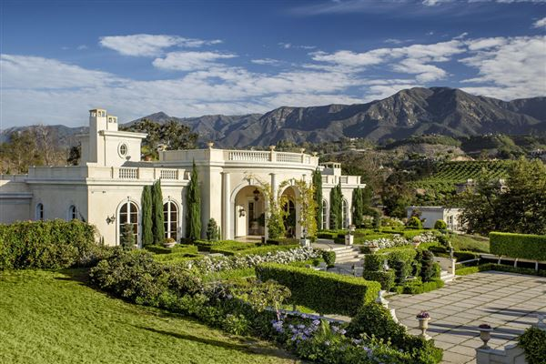 Santa Barbara Luxury Homes And Santa Barbara Luxury Real