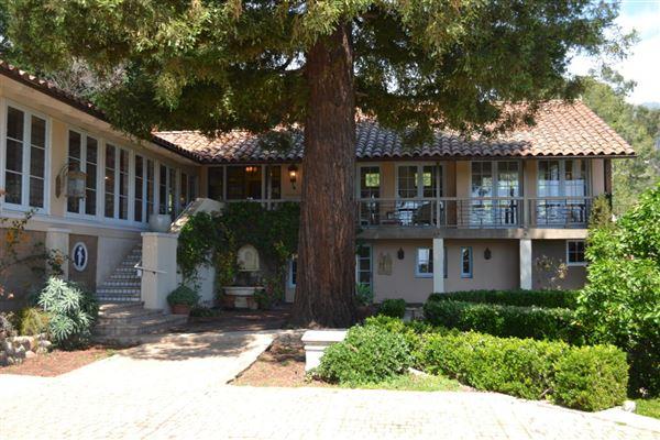 Montecito old world adobe home in santa barbara california luxury homes mansions for sale - Residence de luxe montecito santa barbara ...