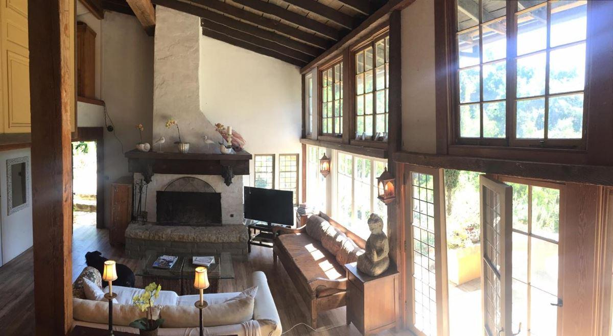 MONTECITO OLD WORLD ADOBE HOME IN SANTA BARBARA California - Adobe home design
