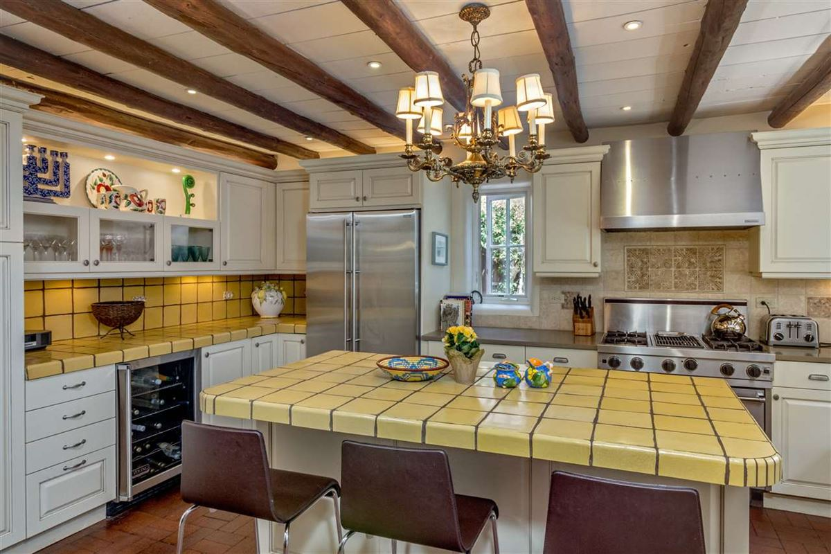 Santa fe style interior design - Luxury Homes Original Santa Fe Style Adobe Home