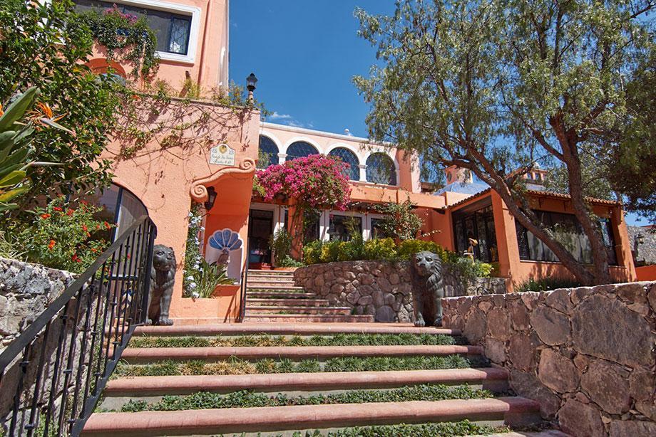 12 Faroles, San Miguel De Allende - MEX (photo 1)