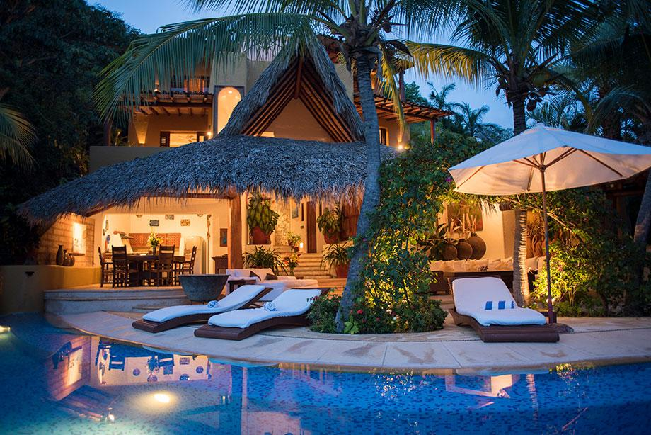 Villa Encantada Mexico Luxury Homes Mansions For Sale