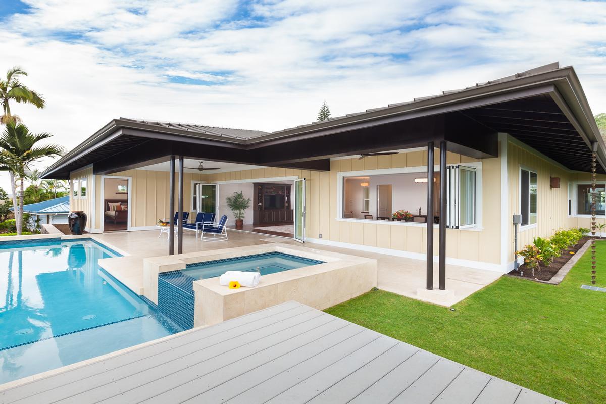 Luxury keauhou estates home hawaii luxury homes for Hawaii luxury homes for sale