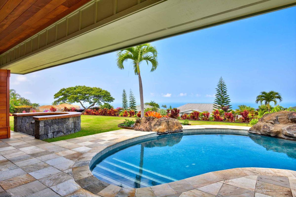 Io kaulua place in kona hawaii luxury homes mansions for Hawaii luxury homes for sale