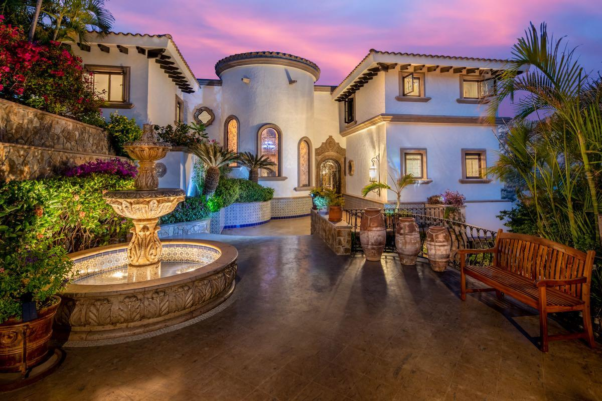 Marvelous SPANISH COLONIAL IN CABO SAN LUCAS | Mexico Luxury Homes | Mansions For  Sale | Luxury Portfolio