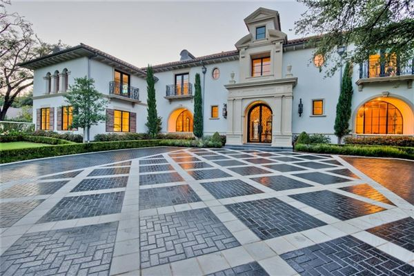 Luxury Real Estate Homes Extraordinary Italian Renaissance Style