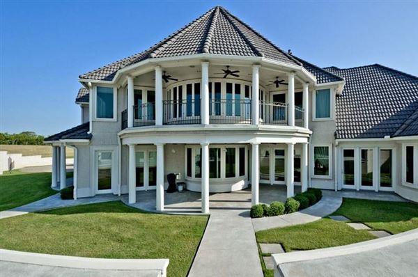 BREATHTAKING MEDITERRANEAN ESTATE | Texas Luxury Homes | Mansions For Sale  | Luxury Portfolio